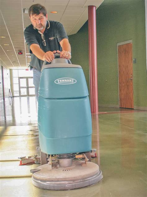 electric floor ls floor scrubber cleaning solution prosoco lsklean ultra 15