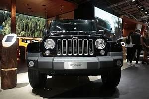 Prix Jeep : prix jeep wrangler 2017 la wrangler diesel 2 8 crd est de retour photo 2 l 39 argus ~ Gottalentnigeria.com Avis de Voitures