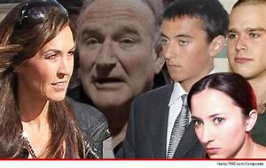 Robin Williams -- Widow and Kids in Bitter Fight Over ...