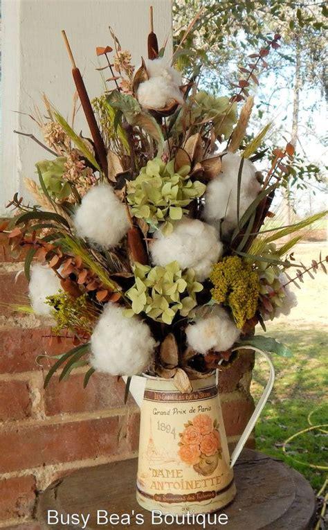 xmas floral decoration using cotton stalks the cotton burlap wreath cotton wreath fall wreath front door wreath autumn wreath