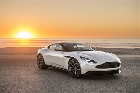 2018 Aston Martin Db11 V8 First Drive Review With A