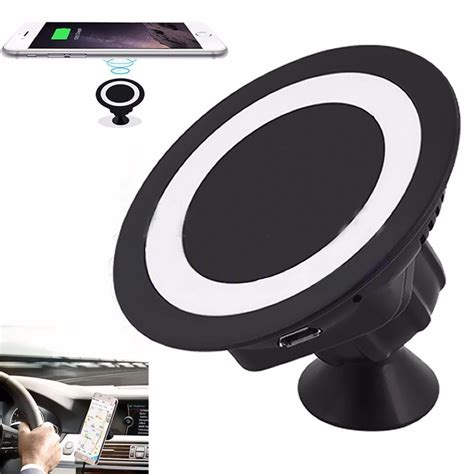 wireless phone charger for android car wireless charger dock holder mount charging for