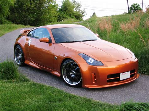 Vaughn1576 2005 Nissan 350z Specs, Photos, Modification