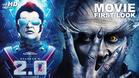 Robot 2.0 (2018) Full Movie Watch Online Full Hd