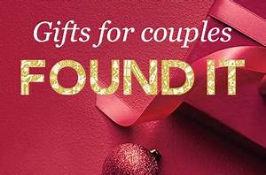 Gifts & Gift Ideas for Couples