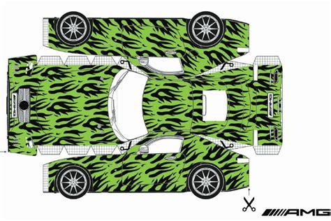 comment choisir siege auto construisez une mercedes amg gt en papier
