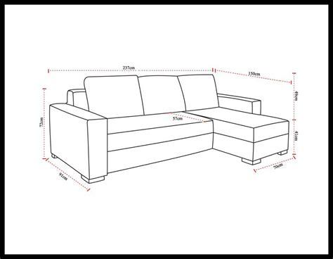 canap d angle dimension dimensions de votre canapé d 39 angle convertible