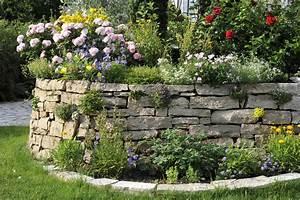 Gartenmauern Aus Stein : gartenmauern aus naturstein muw ~ Michelbontemps.com Haus und Dekorationen