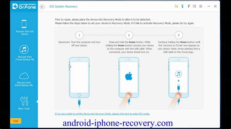 how to get iphone out of recovery mode after ios 10 update
