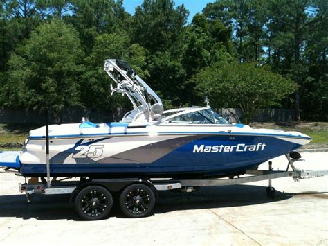 X25 Boat by Mastercraft X25 For Sale In Jacksonville Florida