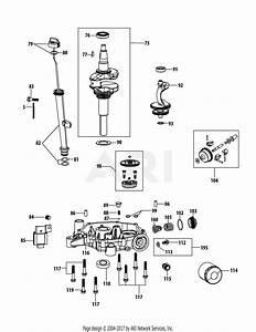 Troy Bilt 4p90jua Engine Parts Diagram For 4p90jua