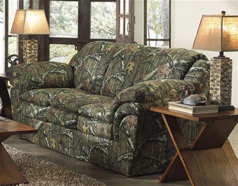huntley sofa  mossy oak  realtree camouflage fabric  jackson furniture