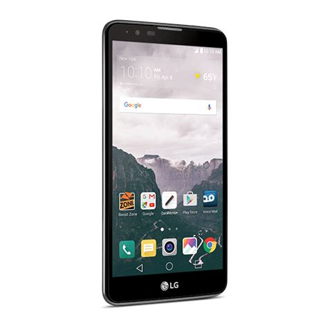phones at boost mobile lg g stylo 2 android phone specs boost mobile