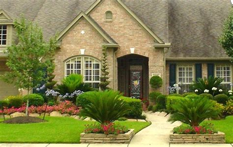 Curb Appeal Landscaping Exquisite Small Front Yard Curb