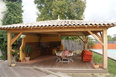 cuisine d été extérieure cuisine exterieure d ete maison design mochohome com