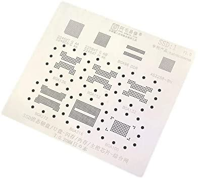 tool parts amaoe ssd stencil  solid state  disk flash