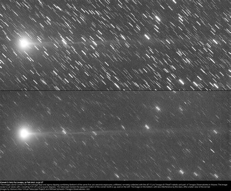 Lovejoy Comet 2017