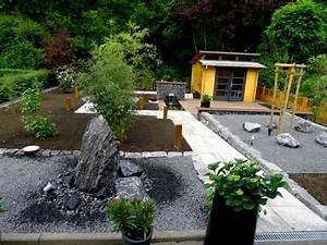 Gartengestaltung Hang Modern : pflegeleichter garten modern nowaday garden ~ Lizthompson.info Haus und Dekorationen
