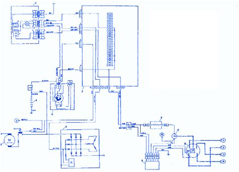 Electrical Circuit Wiring Diagram by Fiat X1 9 1986 Ignition Electrical Circuit Wiring Diagram