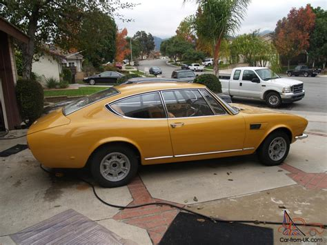 Fiat Dino Coupe For Sale by 1968 Fiat Dino Coupe
