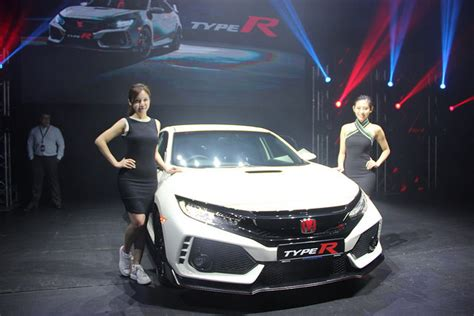 Honda's New Civic Type R Launches In Singapore