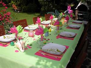 Decoration table party favors ideas for Deco de table campagnarde