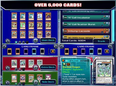 Yugioh Deck Simulator by Yu Gi Oh Trading Card