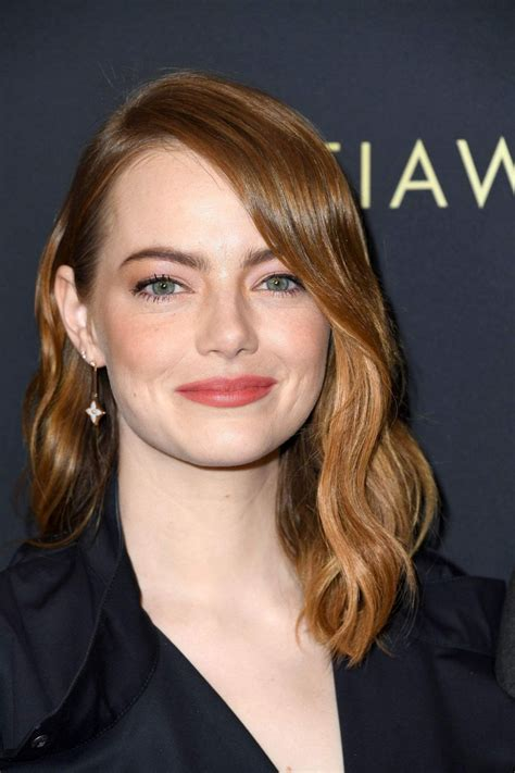 Her guest appearances too have grasped the attention of the audience in drama series like medium & lucky louie. EMMA STONE at 2019 American Film Institute Awards in Beverly Hills 01/04/2019 - HawtCelebs