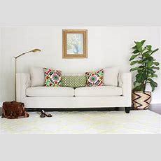 New Living Room Sofa  Erin Spain