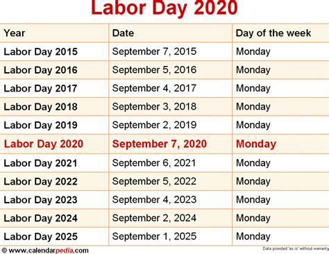 labor day  calendar calendar template