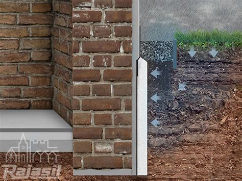 vertikale abdichtung heck wall systems