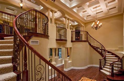 attractive wooden staircase design home design lover