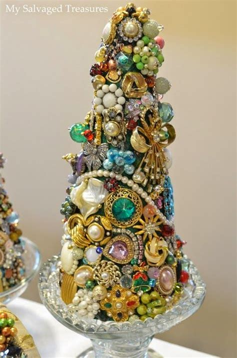 who to make a christmas tree from old tires best 25 jewelry tree ideas on jeweled trees jewelry tree and