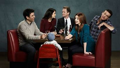 Mother Himym Wallpapers Friends Ted Robin Theory