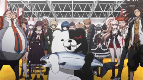 dont despair win danganronpa  animation  weekend