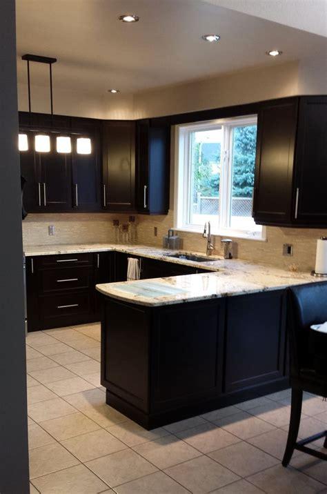 kitchen cabinets espresso finish kitchen craft touren maple cabinets espresso finish 6042