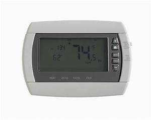 How To Adjust The Honeywell Ct87k Thermostat