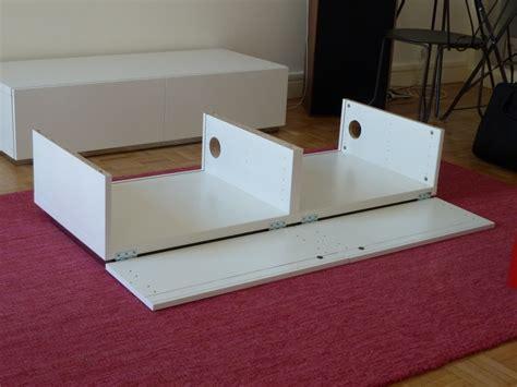 meuble tv epure  design diy bidouilles ikea