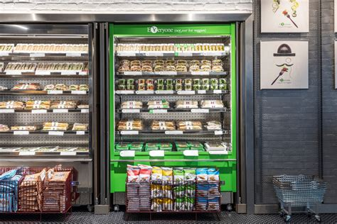 Pret A Manger's veggie fridges are here to stay until the ...