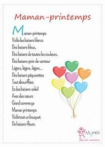 maman printemps momesnet With affiche chambre bébé avec bouquet de fleurs anniversaire 70 ans