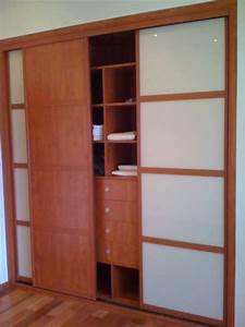 Porte Dressing Sur Mesure : cr ez vos portes de placard coulissantes sur mesure ~ Premium-room.com Idées de Décoration
