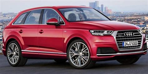 the top five audi q5 models of all time luxury cars