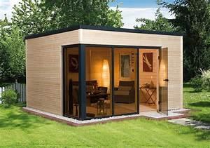 Garage En Bois Toit Plat : garage bois toit plat leroy merlin 16 fotos abri de ~ Dailycaller-alerts.com Idées de Décoration