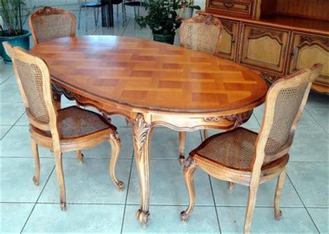 chambre royale table a manger louis xv