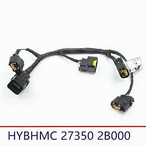 1pc Ignition Coil Wire Harness Fits 10 14 Veloster Rio
