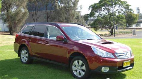 2010 Subaru Outback 2.0d Premium