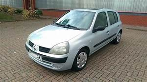 2004 Renault Clio 1 5 Dci Expression 80 Fsh 2 Owners Immaculate Corsa Peugeot Wednesbury