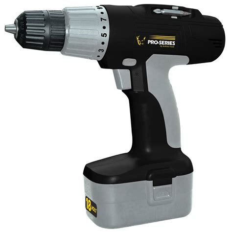 pro series  volt cordless drill ps  home depot