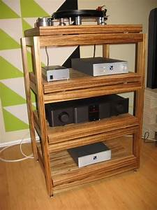diy hi fi tables and supports hi fi rack pinterest tables and woods