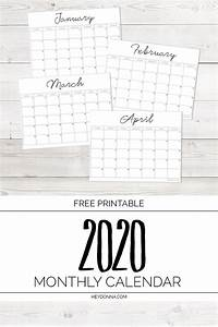 Working Out Schedule For Weight Loss 2020 Free Printable Calendar Templates Hey Donna